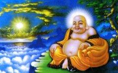 佛寺内迎客而笑的大肚和尚是谁?